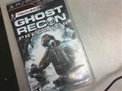 SONY UMD GHOST RECON PREDATOR